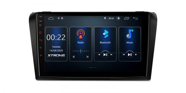 Mazda 3 | Head Unit |Built-in DSP |Android 10 | 2GB RAM & 16GB ROM | PST90M3M