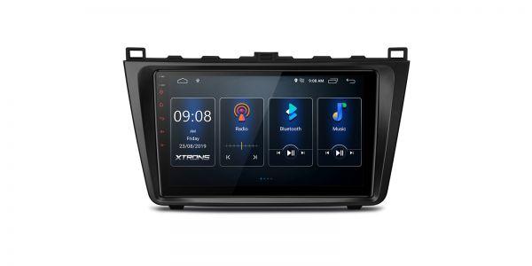 MAZDA | Mazda6 | Android 10 | Quad Core | 2GB RAM & 16GB ROM | PST90M6M
