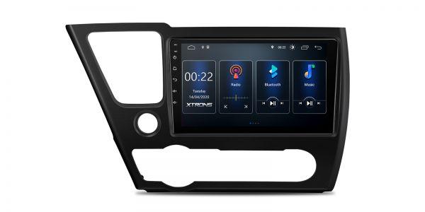Honda | Civic | Android 10 | Quad Core | 2GB RAM & 16GB ROM | PST90NCV_L