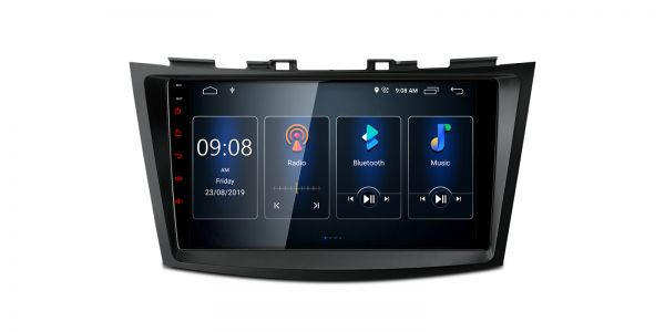 Suzuki | Swift / Ertiga | Android 10 | Quad Core | 2GB RAM & 16GB ROM | PST90SZK