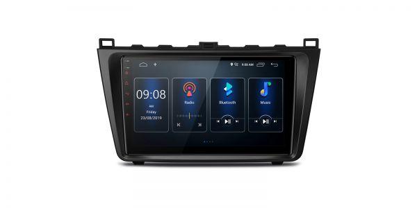 MAZDA | Mazda6 | Android 9.0 | Quad Core | 2GB RAM & 16GB ROM | PST99M6M