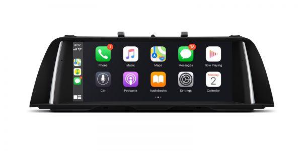 BMW | 5 Series | Android 10 | Qualcomm | Octa Core | 4GB RAM & 64GB ROM | QB10FVNBS