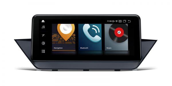 BMW | X1 | Android 10 | Qualcomm | Octa Core | 4GB RAM & 64GB ROM | QB10X1UN