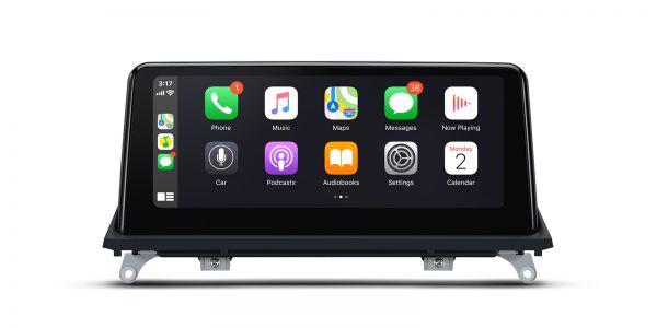 BMW | Various | Android 10 | Qualcomm | Octa Core | 4GB RAM & 64GB ROM | QB10X5CIS