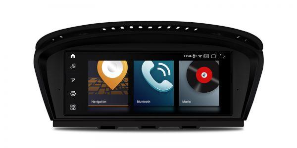 BMW | Various | Android 10 | Qualcomm | Octa Core | 4GB RAM & 64GB ROM | QB8060CIS