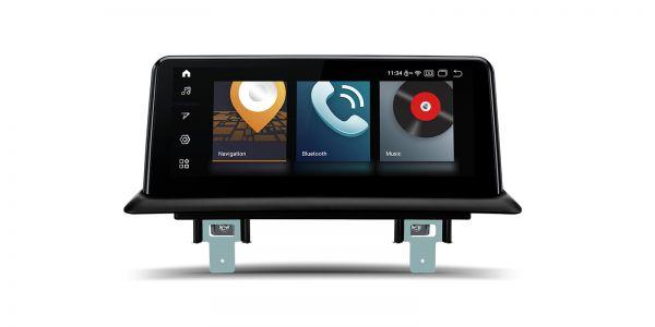 BMW | 1 Series | Android 9.0 | Qualcomm | Octa Core | 4GB RAM & 64GB ROM | QBS8719UN