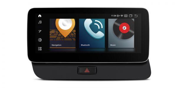 Audi | Q5 | Android 10 | Qualcomm | Quad Core | 2GB RAM & 32GB ROM | QCA10Q5H_LS