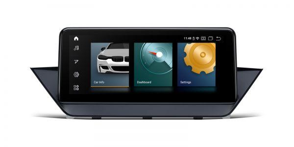 BMW | X1 | Android 10 | Qualcomm Quad Core | 2GB RAM & 32GB ROM | Fully Laminated Screen | QCB10X1UN