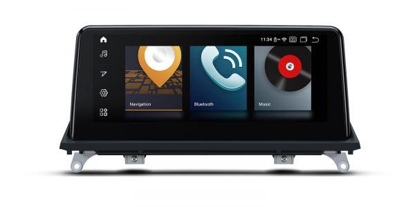 BMW | Android 10 | Qualcomm Quad Core | 2GB RAM & 32GB ROM | Fully Laminated Screen | QCB10X5CC
