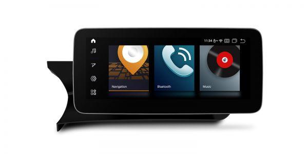 Mercedes-Benz| C-Class| Android 10 | Qualcomm | Quad Core | 2GB RAM & 32GB ROM | QCM1045C_LS