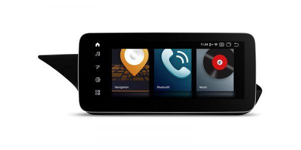 Mercedes-Benz| E-Class| Android 10 | Qualcomm | Quad Core | 2GB RAM & 32GB ROM | QCM1050E_LS