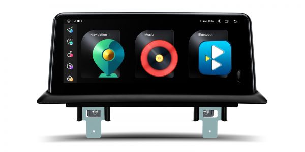 BMW | 1 Series| Android 10 | Octa Core | 4GB RAM & 128GB ROM | Integrated 4G Solution | QFB1087UN_L