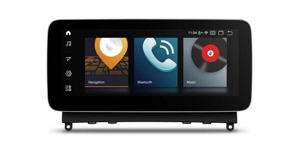 Mercedes-Benz | C-Class | Android 10 | Qualcomm | Octa Core | 4GB RAM & 64GB ROM | QM1040CS
