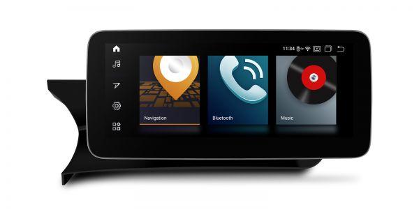 Mercedes-Benz| C-Class| Android 10 | Qualcomm | Octa Core | 4GB RAM & 64GB ROM | QM1045C_LS