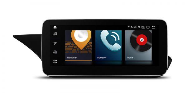 Mercedes-Benz| E-Class| Android 10 | Qualcomm | Octa Core | 4GB RAM & 64GB ROM | QM1045E_LS