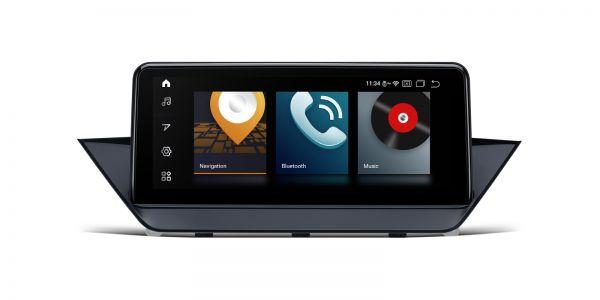BMW | X1 | Android 10 | Qualcomm | Octa Core | 4GB RAM & 64GB ROM | QSB10X1UN