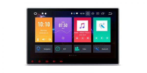 Double Din | Android 10 | Octa Core | 4GB RAM & 32GB ROM | TB100