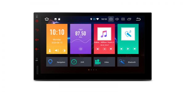 Double Din | Android 10 | Octa Core | 4GB RAM & 32GB ROM | TB700L