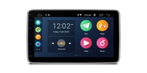Universal | Single Din | Android 10 | Quad Core | 2GB RAM & 32GB ROM | DSA110L