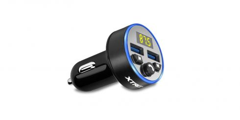 Bluetooth FM Transmitter Car Charger | FMBT02