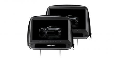 9-inch | One Pair Car Headrest DVD Player | HD923BD