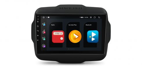 Jeep  Renegade  Various   Android 10   Octa Core   4GB RAM & 64GB ROM   Integrated 4G Solution   PMA90RGJ