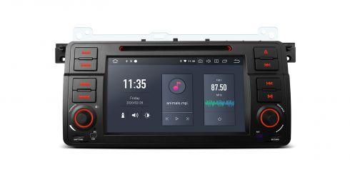 BMW / Rover / MG | Various| Android 10 | Hexa Core | 4GB RAM & 64GB ROM | PQ7046B
