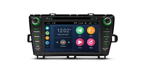 Toyota | Prius | Android 10 | Quad Core | 2GB RAM & 32GB ROM |PSA80PST-RB