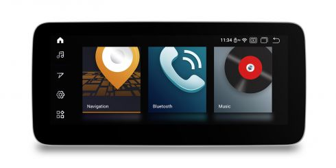 Mercedes-Benz| Various| Android 10 | Qualcomm | Quad Core | 2GB RAM & 32GB ROM | QCM1050AS