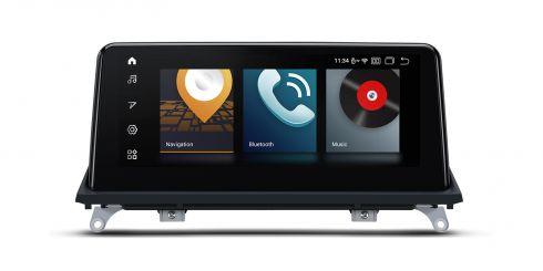 BMW | Various | Android 10 | Qualcomm | Octa Core | 4GB RAM & 64GB ROM | QSB10X5CI